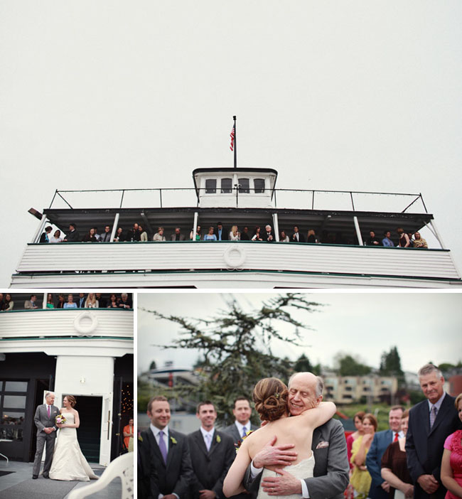seattle ferry wedding