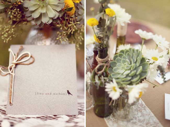 succulent wedding reception decor centerpiece