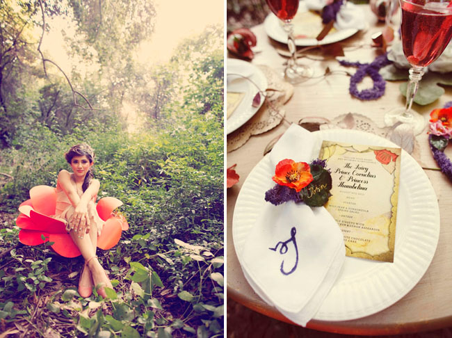 thumbelina bridal shower