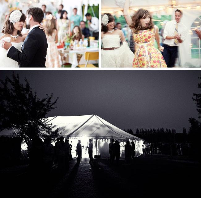 wedding outdoor tent