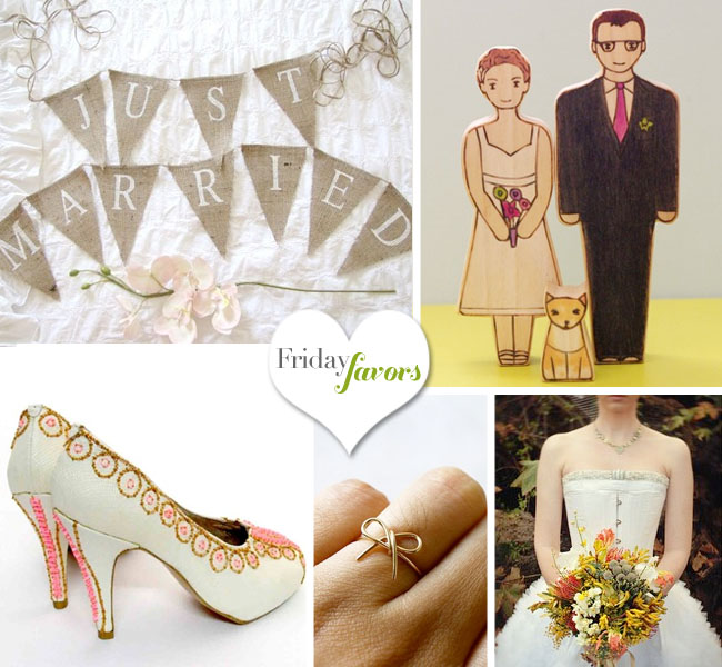 Yellow Wedding Shoes 90 Simple Friday Favors July rd