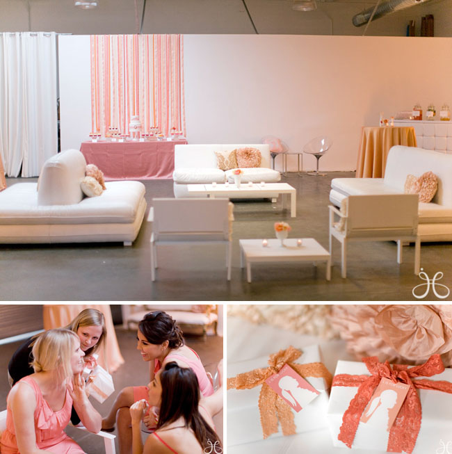 loft bridal shower