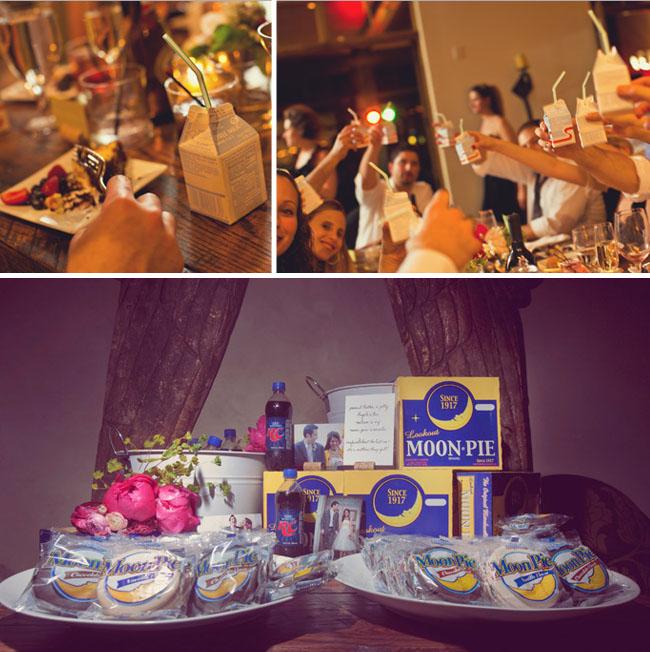 moon pies wedding dessert