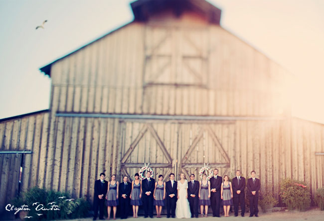 barn wedding texas