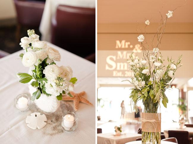 Flower Arrangements For Weddings Beach Theme - Flowers Healthy