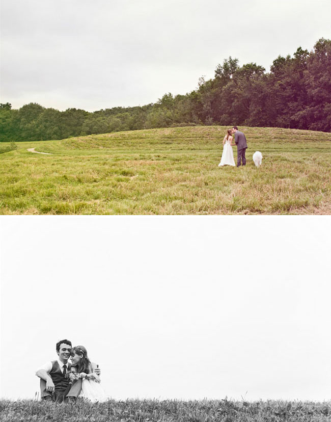 iowa farm wedding