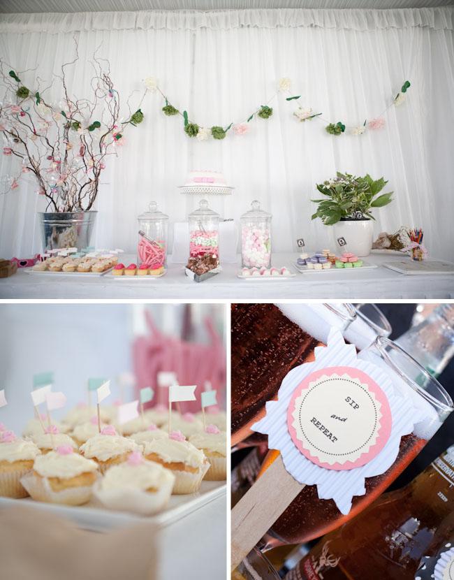 cupcakes wedding dessert