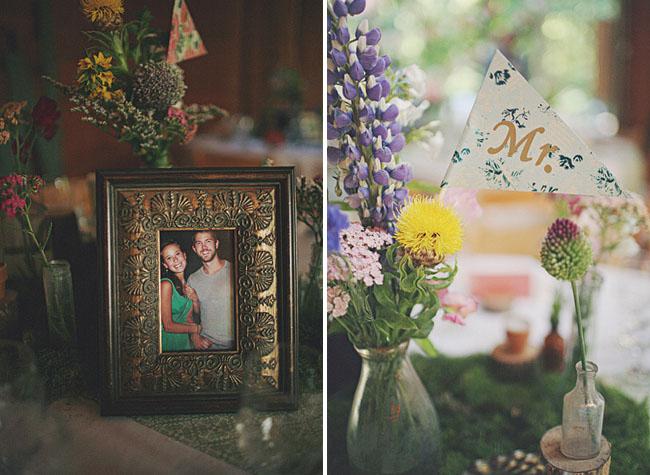 wedding rustic decorations