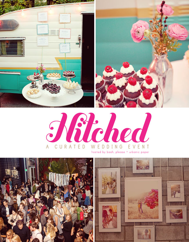 hitched wedding event los angeles