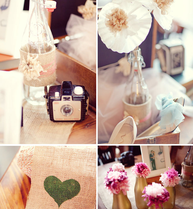 paper flowers coffee filters