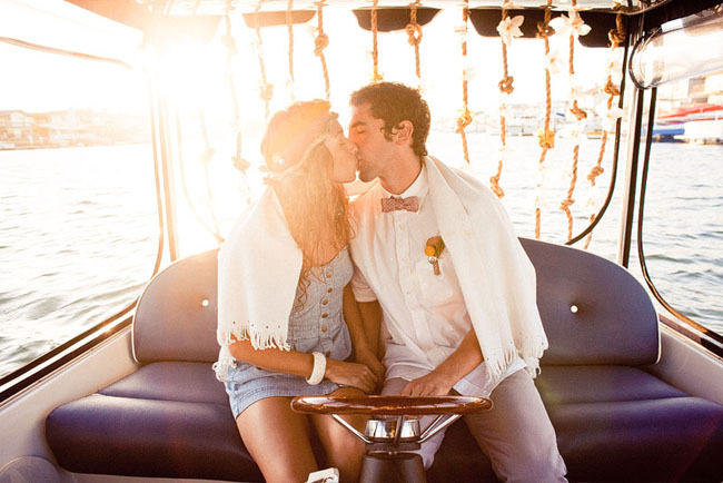 love on a boat