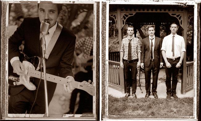 wedding band holga