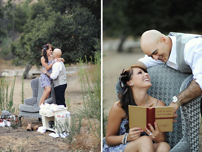 engagement session chair