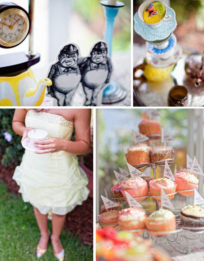 bridal shower fun hats eat me cupcakes