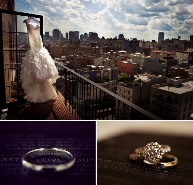 new york wedding rooftop