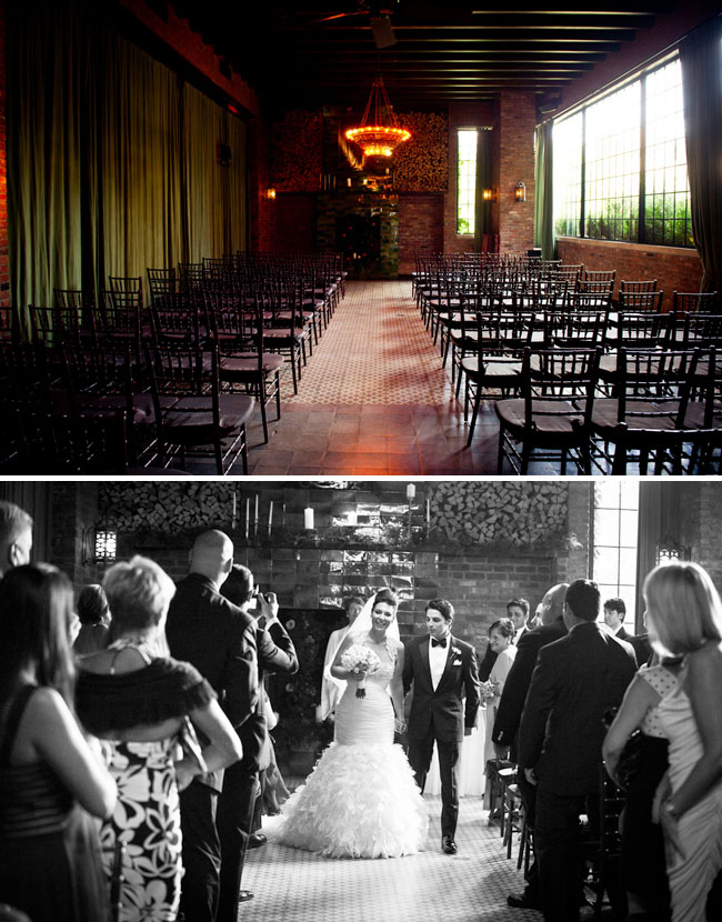 bowery hotel wedding ceremony