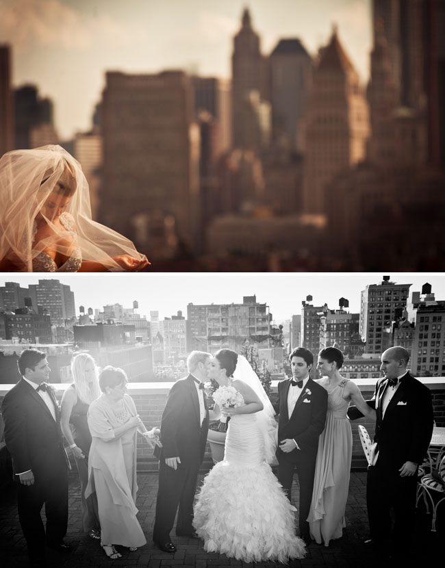 bowery hotel wedding rooftop