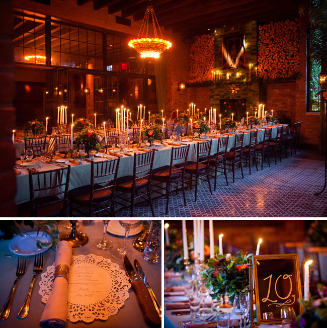 bowery hotel wedding reception