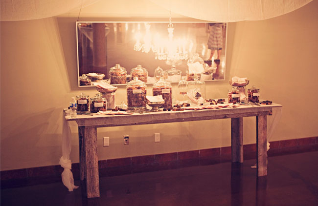 dessert table inspired by sunday suppers