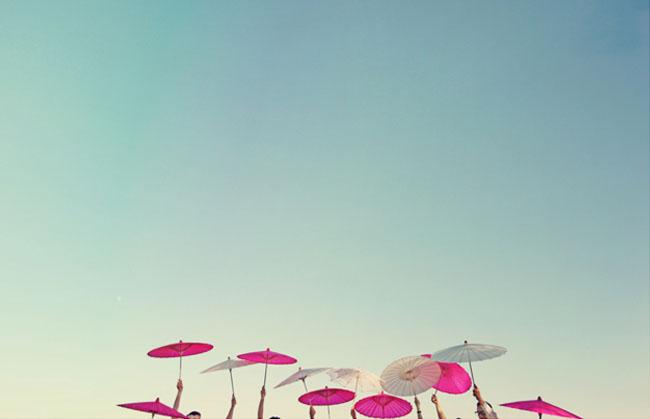 parasols max wanger