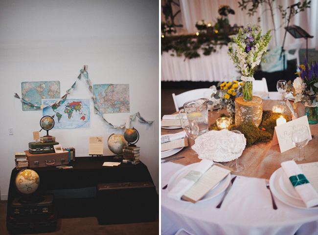Julia Yuriy S Nature And Travel Inspired Real Wedding