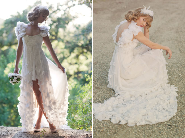 temperly london wedding dress