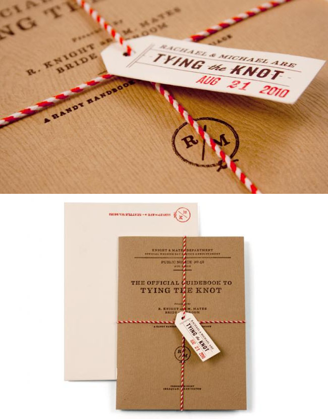 more creative wedding invitations