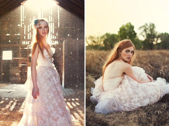 pink wedding dress english dept