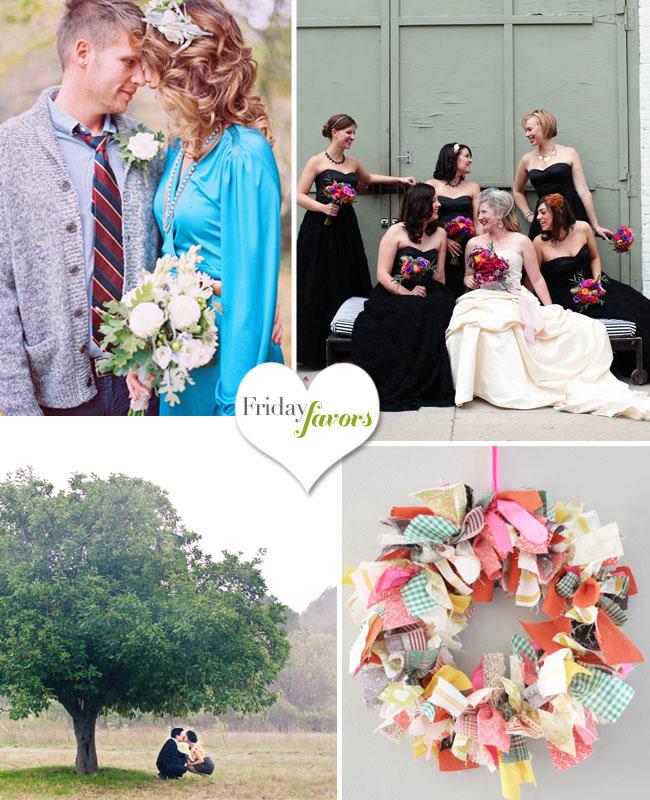 elopement wreath