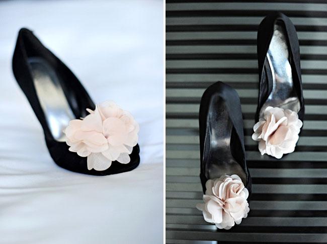 wedding shoes with pom poms