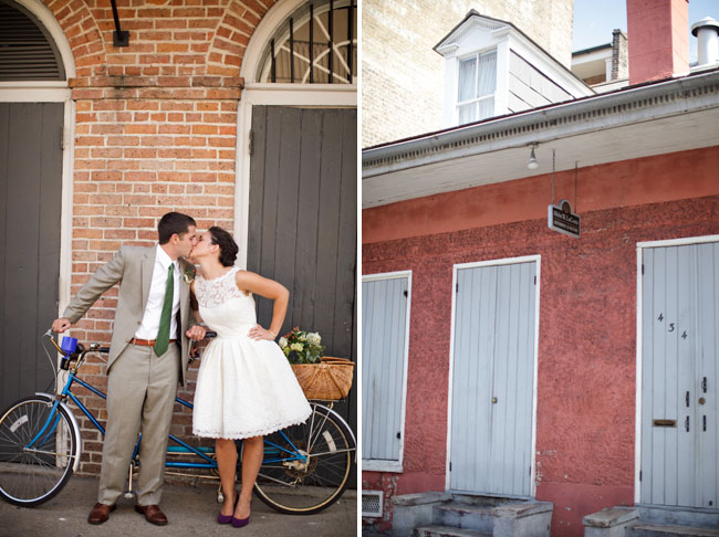 Real Wedding Maria Michael 39 S New Orleans Wedding