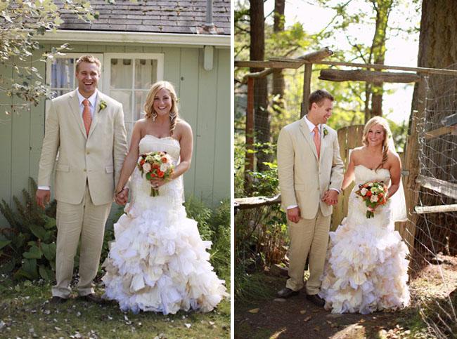 Wai-Ching wedding dress
