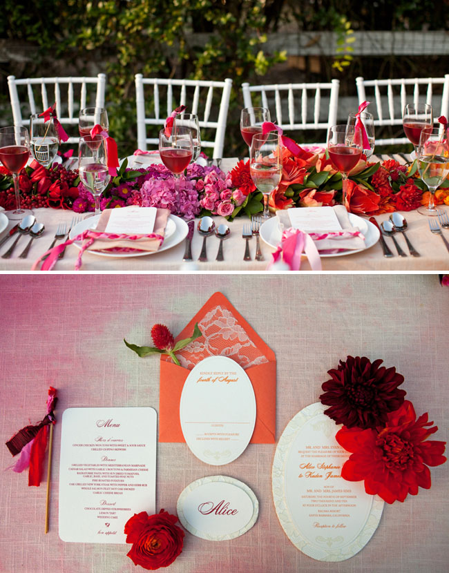 wedding ideas 2010 pretty pink wedding ideas 28047