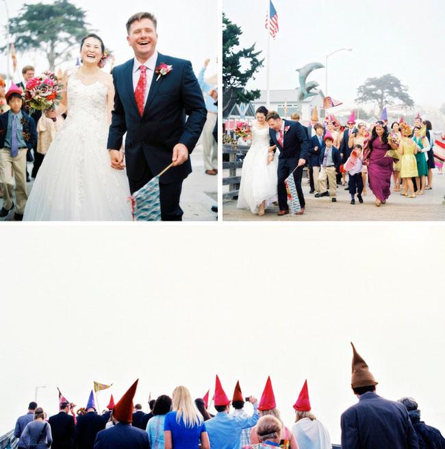 whimsical woodland wedding