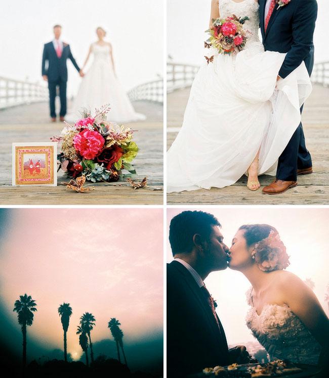 whimsical wedding photos