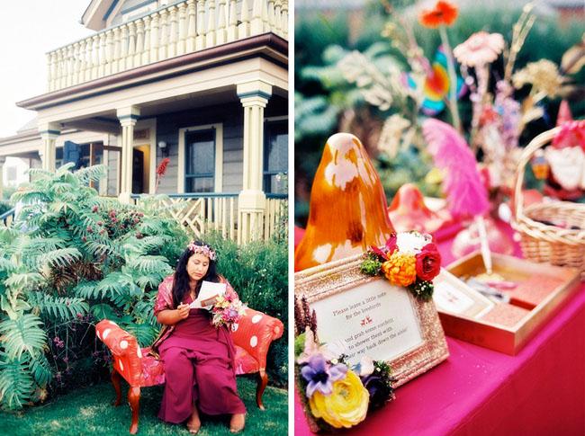 fairytale wedding decorations