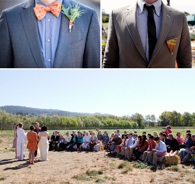 bow tie for the groom