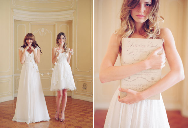 wedding dresses photos by elizabeth messina