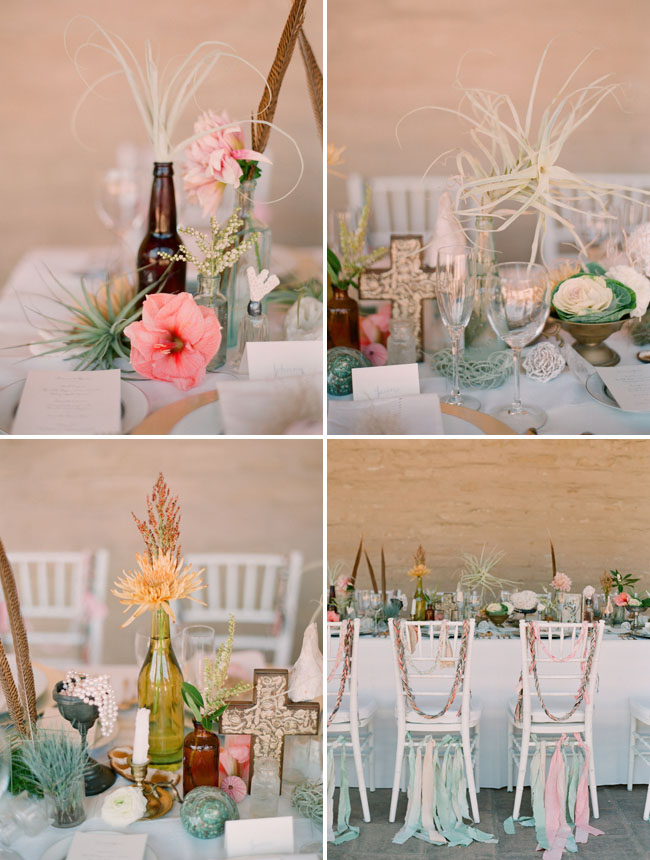 bohemian wedding design ideas