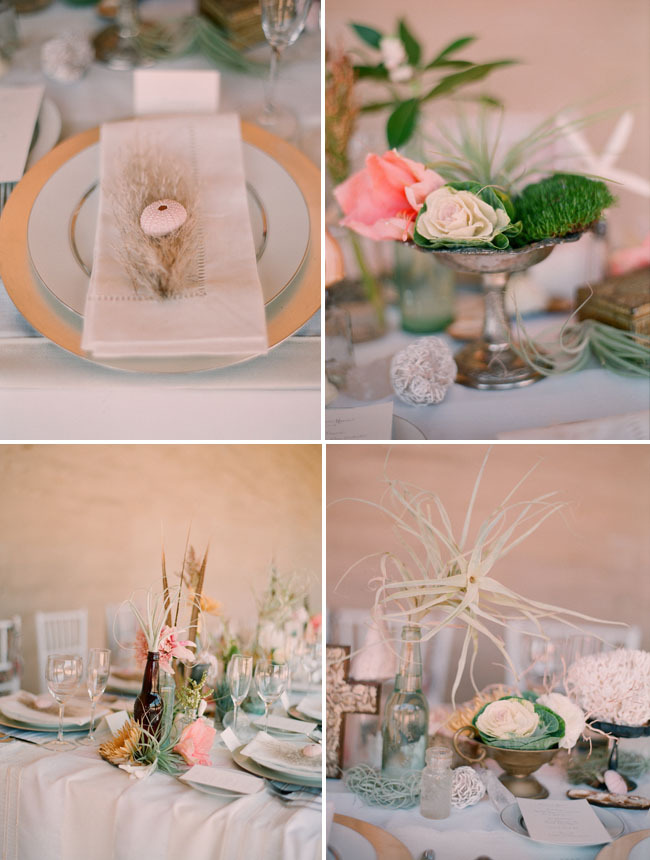 bohemian beach table design