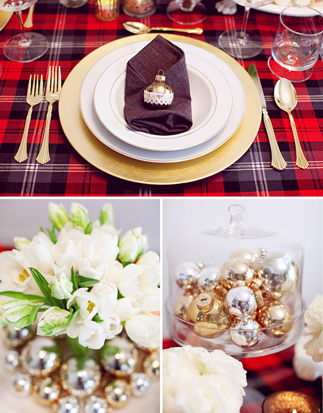 christmas table inspiration
