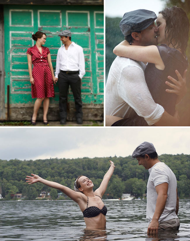 notebook engagement photos