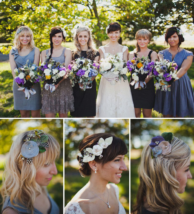 wedding hairpieces