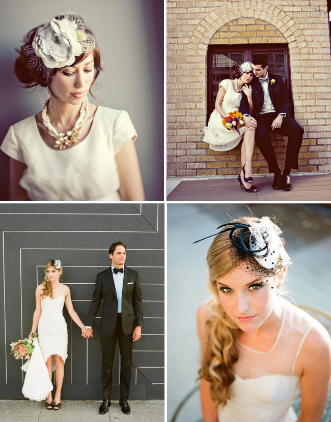 creative wedding veils