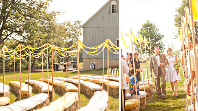 barn seating
