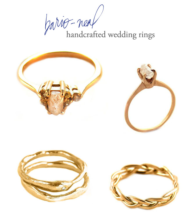 custom gold wedding rings and bands