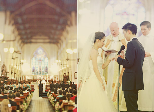 church wedding in china