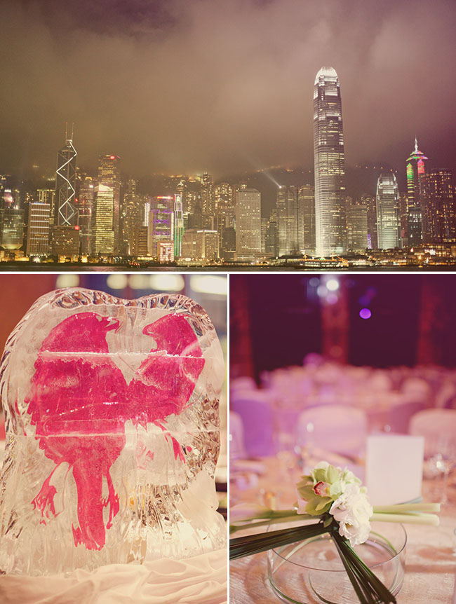 hong kong wedding reception