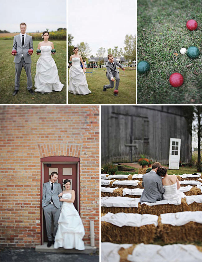bocce ball wedding games