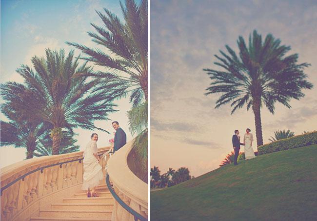 wedding portraits in florida